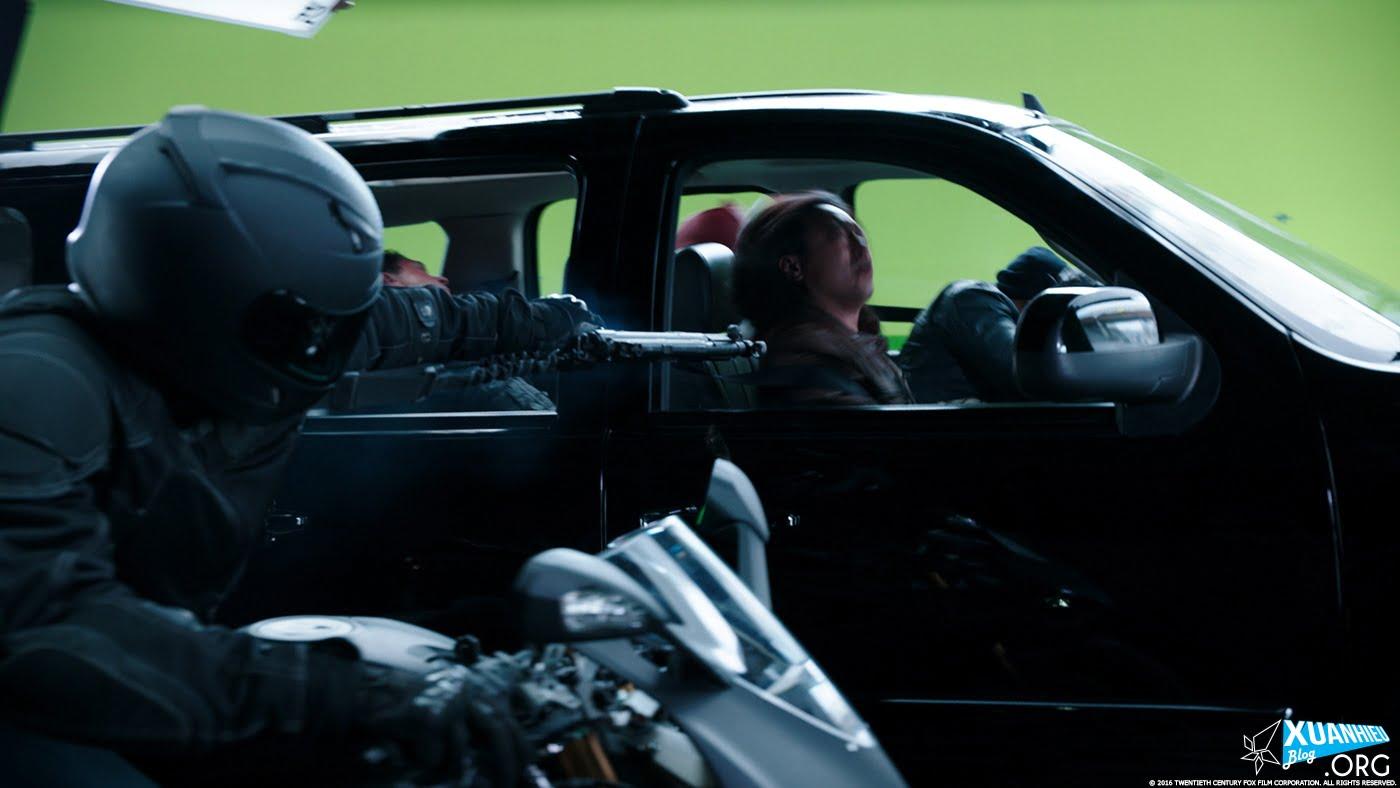 Deadpool AtomicFiction VFX 08B - Họ đã tạo nên DEADPOOL như thế nào