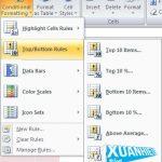 8 công cụ cực thuận tiện có thể bạn chưa biết trong Excel