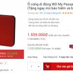 Ổ cứng di động WD Passport và Element (bonus Review Xiaomi wifi+)