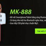 Đánh giá các dòng Micro Karaoke tích hợp loa bluetooth trên thị trường