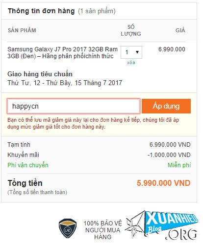 j7pro giá rẻ 1 ngày duy nhất