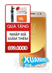 j7provanglotte - Samsung J7 Pro Vietnam - Chính hãng tặng đủ bộ quà mà giá Rẻ tụt quần