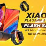 Khai trương Xiaomi Official Store chính hãng, tung ưu đãi cực khủng Flagship trên Tiki