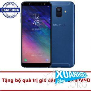 samsung galaxy a6 2018 300x300 - Ngày hội Samsung trên Shopee: Dòng J và Đặt trước A6 2018