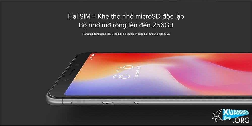 0d469e51067bd20b170c71f63e187960 - Cực phẩm vô địch về giá smartphone phổ thông Xiaomi Redmi 6A mở bán 0h 18/7