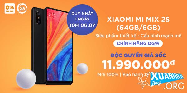 1894744443c04a1b8750e9468acee70a - Đại tiệc Xiaomi giá rẻ - Chính hãng Phân phối và Bảo hành - Nên mua gì ngon?