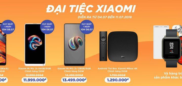 5b16d26dc713de7f272f3c5ccdb1e0e9 720x340 - Đại tiệc Xiaomi giá rẻ - Chính hãng Phân phối và Bảo hành - Nên mua gì ngon?