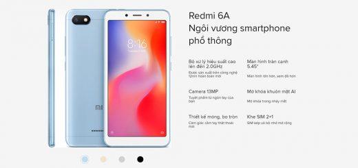 e96f6ee17553e306117ceb969b22fb1d 520x245 - Cực phẩm vô địch về giá smartphone phổ thông Xiaomi Redmi 6A mở bán 0h 18/7