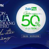 tiki zalo pay xuan hieu 160x160 - Cách mua hàng trên tiki giảm trực tiếp 50% (150k) với Zalo Pay