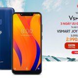vsmart an dut bphone 160x160 - Cùng cấu hình nhưng giá VSmart ăn đứt BPhone nhiều