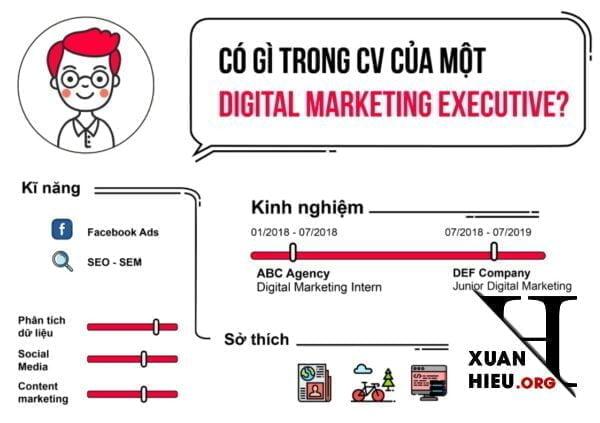 cv digital marketing 600x423 - Top 20 Mục tiêu nên ghi trong CV tốt nhất 2021 ngành Digital Marketing